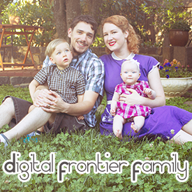 Digital Frontier Family